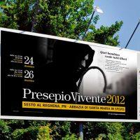 gigantografia «Presepio Vivente»