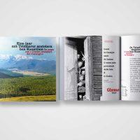 volume «un anno con i Cimbri del Cansiglio»